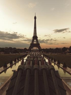 Fire Eiffel 1 by Sebastien Lory