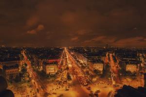 From Arc De Triomphe by Sebastien Lory