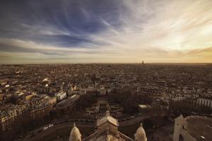 From Sacré Coeur by Sebastien Lory