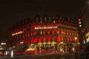 Hotel du Louvre by Sebastien Lory