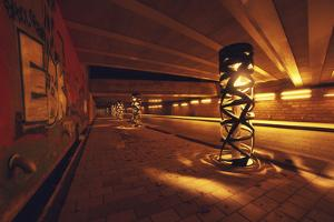 Light Bridge by Sebastien Lory