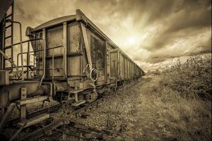 Lost Train by Sebastien Lory