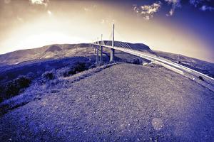 Lunar Viaduct by Sebastien Lory