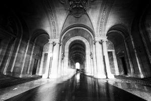Parisian Ghost by Sebastien Lory