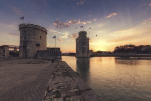 Port de la Rochelle by Sebastien Lory