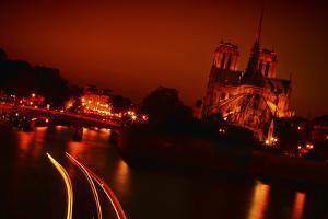 Red Night by Sebastien Lory