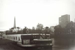 River's King, Eiffel, Paris, France by Sebastien Lory
