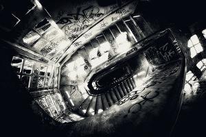 Sanat stairs by Sebastien Lory