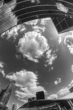 Sky in the City by Sebastien Lory