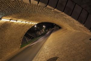 Under the Bridge by Sebastien Lory
