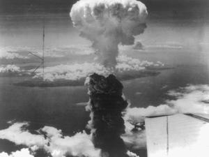Second Atomic Bombing, Nagasaki, Japan
