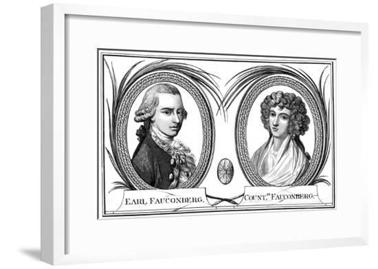 Second Earl Fauconberg--Framed Giclee Print