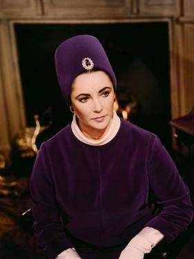 SECRET CEREMONY, 1968 directed by JOSEPH LOSEY Elizabeth Taylor (photo)