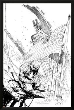 Secret War No.4: Spider-Man
