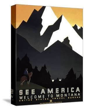 See America - Welcome to Montana II