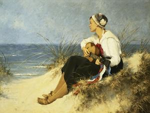Music in the Dunes by Seeger Hermann