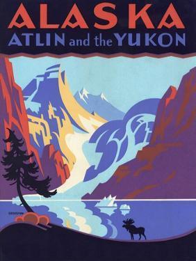 Alaska: Atlin and the Yukon, c.1920 by Segesman