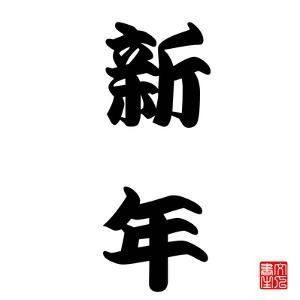 Japanese Calligraphy New Year by seiksoon