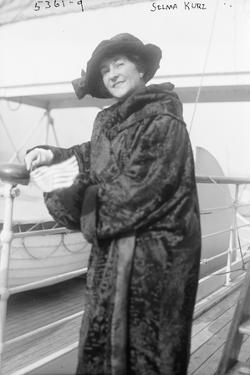 Selma Kurz, 1921