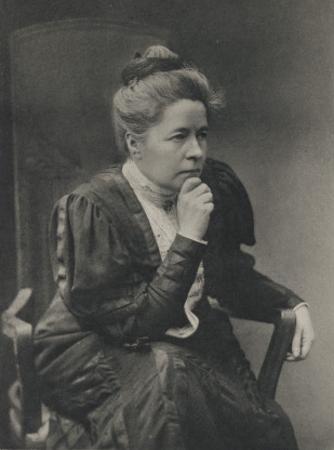 Selma Lagerlof Swedish Writer