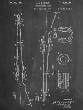 Semi Automatic Rifle Patent