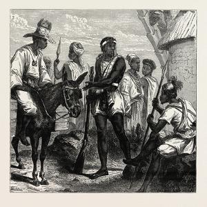 Senegambian People. as a Political Unit