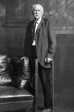 Senior Man Portrait, Ca. 1910