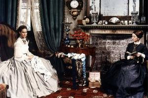 SENSO, 1954 directed by LUCHINO VISCONTI Alida Vallli (photo)
