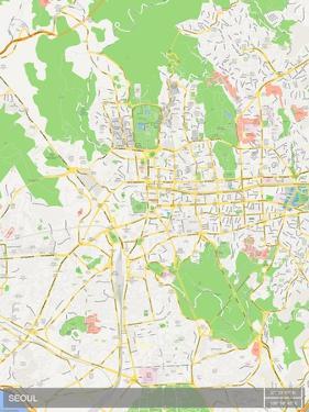 Seoul, Korea, Republic of Map
