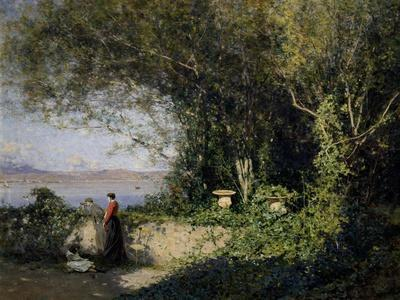 In the Park, 1907