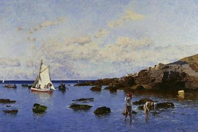 Rocks in Quarto, 1881