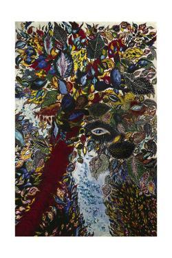 He Paradise Tree. Ca. 1929 by Seraphine Louis