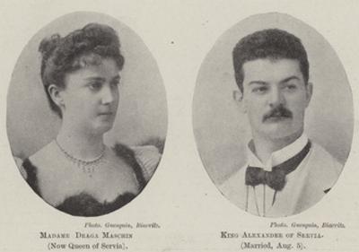 Serbian Royal Wedding