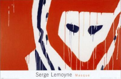Masque by Serge Lemoyne