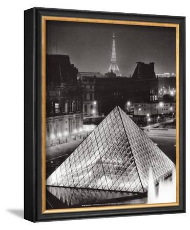 La Pyramide de Louvre
