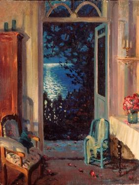 Southern Night by Sergei Arsenyevich Vinogradov