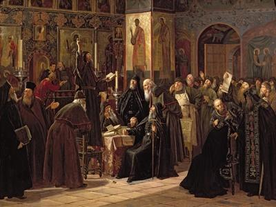 The Solovetsy Monastery's Revolt Against the New Books in 1666, 1885