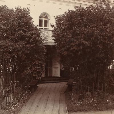 Sretensky Monastery in Kashin, 1910s