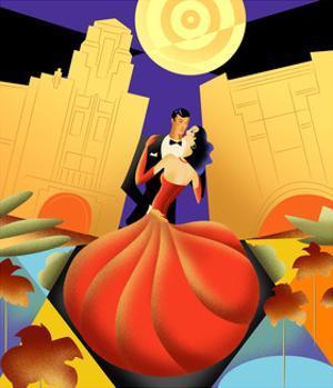 Deco Couple Ca by Sergio Baradat