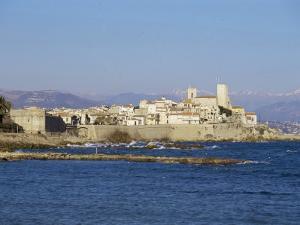 Antibes, Provence, Cote d'Azur, French Riviera, France, Mediterranean by Sergio Pitamitz
