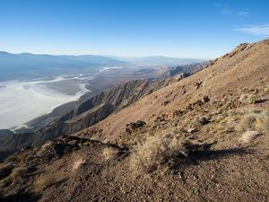 Dante's View, Death Valley National Park, California, United States of America, North America by Sergio Pitamitz