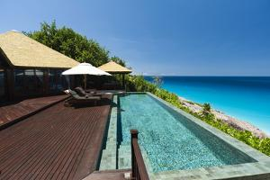 Fregate Island Resort, Seychelles, Indian Ocean, Africa by Sergio Pitamitz