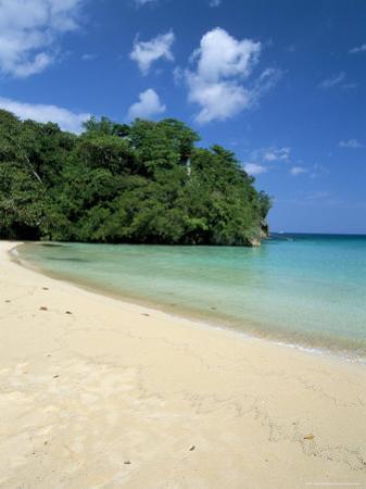 Frenchman's Cove, Port Antonio, Jamaica, West Indies, Central America by Sergio Pitamitz