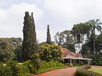 Karen Blixen's House, Nairobi, Kenya, East Africa, Africa by Sergio Pitamitz
