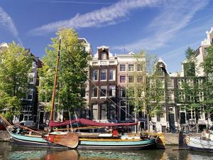 Keizersgracht, Amsterdam, the Netherlands (Holland) by Sergio Pitamitz