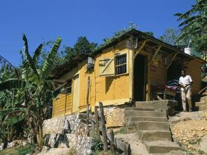Maroon Town, Jamaica, West Indies, Central America by Sergio Pitamitz