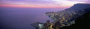 Monte Carlo, Monaco, Cote D'Azur, Mediterranean, Europe by Sergio Pitamitz