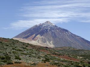 Mount Teide (Pico De Teide), Teide National Park, Tenerife, Canary Islands, Spain, Atlantic by Sergio Pitamitz