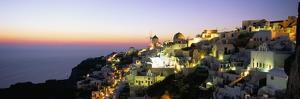 Oia (Ia), Island of Santorini (Thira), Cyclades Islands, Aegean, Greek Islands, Greece, Europe by Sergio Pitamitz
