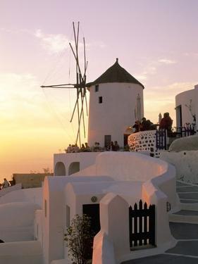 Oia (Ia), Island of Santorini (Thira), Cyclades Islands, Aegean, Greek Islands, Greece, Europe by Sergio Pitamitz